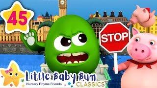 London Bridge Is Falling Down | +More Kids Songs | Nursery Rhymes | Little Baby Bum