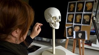 Egyptian Mummy Comes to Life via CT Scans, 3-D Printing