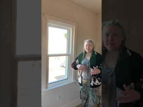 Demonstration of our Guardian Elite Series Windows by Therese Springstead