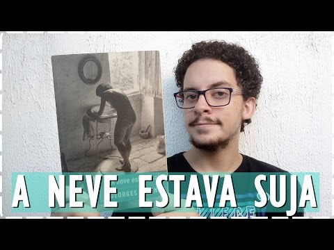 A Neve Estava Suja - Georges Simenon | Junior Costa