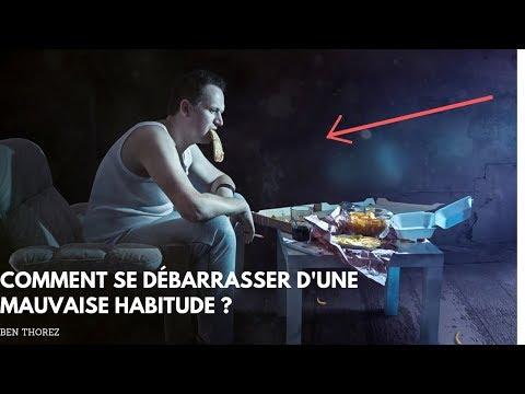 COMMENT SE DÉBARRASSER D'UNE MAUVAISE HABITUDE ? sur Coach Fitness