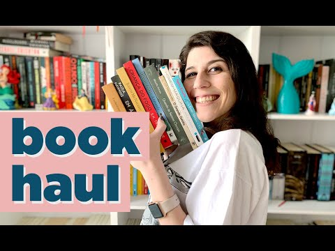 Book Haul | Trocas e Parcerias | BOOK GALAXY