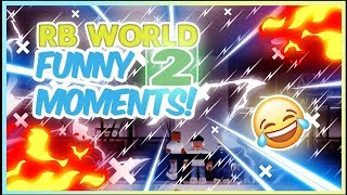 RB WORLD FUNNY MOMENTS #2! (FUNTAGE) Airballs, Bricks, Squeakers and Much More!