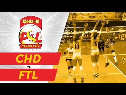 Cignal HD vs. F2 Logistics | Chooks-to-Go PSL Grand Prix 2017