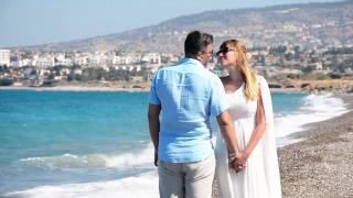 Свадьба на Кипре 2017