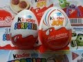 New Kinder Egg Joy Monsters Academy And Kinder Surprise Looney Tunes Meg...