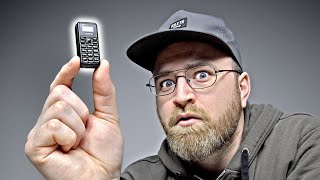 Unboxing The World's Smallest Phone