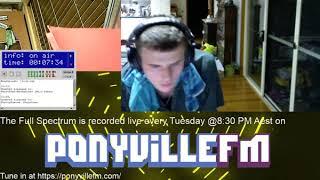 The Full Spectrum Episode 14 @ PVFM
