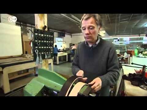 Un cinturón para toda la vida - Fábrica Ludwig Schröder | Hecho en Alemania