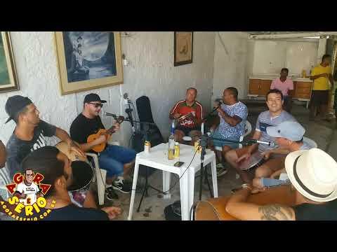 Repórter Favela no Pagode com Churrasco do Segunda - Feira Futebol Clube
