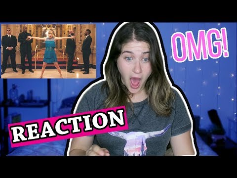 Taylor Swift - Delicate Music Video | REACTION