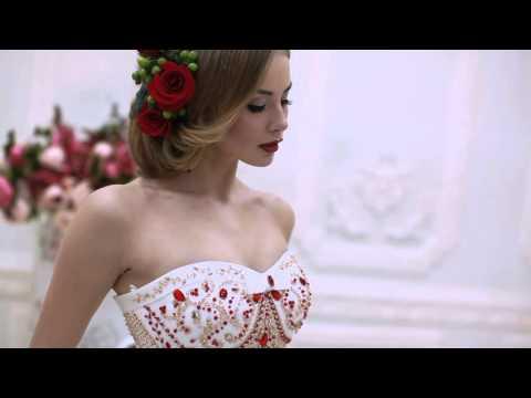 Kolekcja sukien ślubnych Lorange Marsala