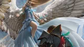 Scorpions -  Send Me An Angel -  Fantasy Art Video