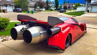 10 Most PowerFul Vehicles With Crazy Engines