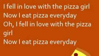 Jonas Brothers- Pizza Girl + lyrics