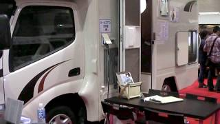 Toyota Camroad leo 4wd motorhome  - Most Popular Videos