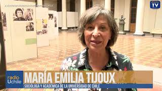 María Tijoux: Yo creo en Radio U. de Chile