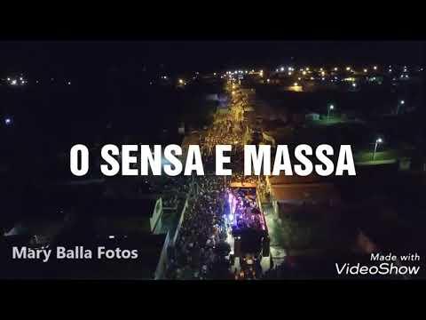 O Sensa e Massa no Carnaval de Anisio de Abreu-Pi 2018