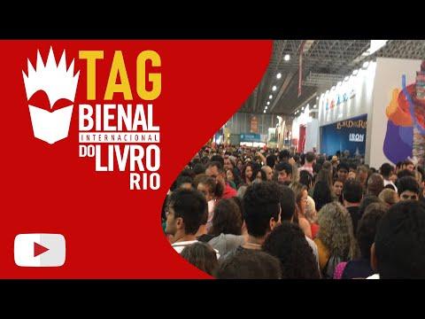 TAG Bienal 2019: A Bienal do Livro pelo Público