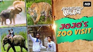 Adventure's Of জোজো | Jojo's Zoo Visit | Jashojeet | Raj Chakraborty | SVF