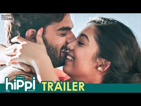 Hero Karthikeya Telugu New Movie Hippi Trailer