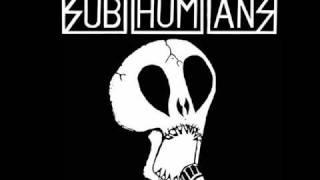 Subhumans - No