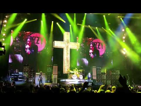 Ozzy Osbourne - Crazy Train - Download 30.6.2018 live