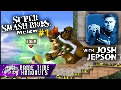Super Smash Bros. Melee with @JoshJepson (Ness v. Bowser)