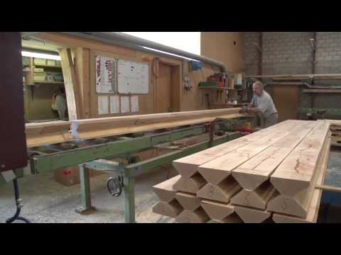 Производство на панели от дърво