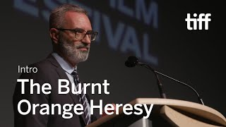The Burnt Orange Heresy (2020) Video