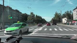 ПРОЕЗД ПЕРЕКРЕСТКА.