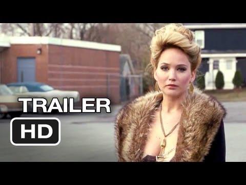 American Hustle Official TRAILER 1 (2013) - Bradley Cooper, Jennifer Lawrence Movie HD