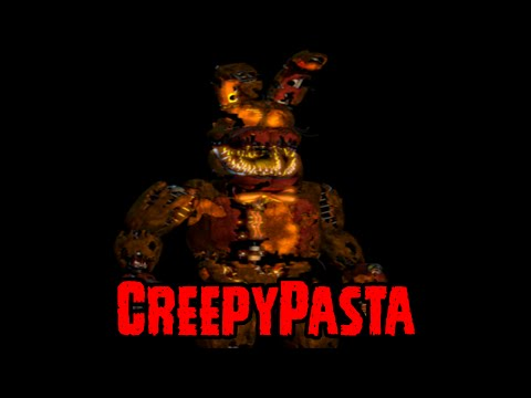 Una CreepyPasta De Jack-o Bonnie De Five Nights At Freddy's 4 Halloween | FNAF 4