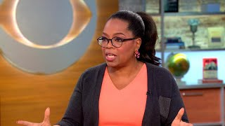 """Oprah Winfrey on why Harvey Weinstein scandal is a """"watershed moment"""""""