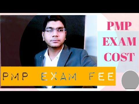 PMP Exam Cost | PMP Exam Fee | Information zone - YouTube