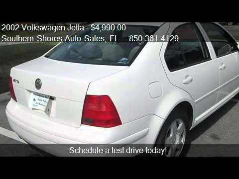 2002 Volkswagen Jetta GLS - For Sale In Pensacola, FL 32505