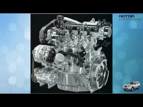 Фото к видео: Двигатель YD25