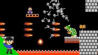 If Fighting Bowser Had An Impossible Mode