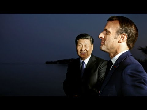 Xi Jingping in France to push for new Silk Road