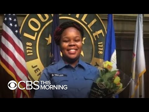 Louisville police prepare city for an upcoming decision in Breonna Taylor case