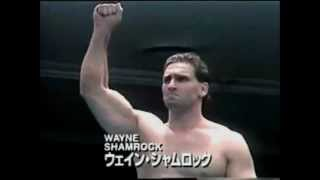 King of Pancrase- Ken Shamrock Highlight