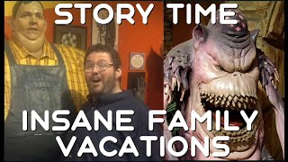 StoryTime - CRAZY Family Vacations - Sharks at Myrtle Beach