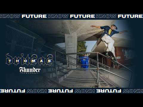 Image for video KNOW FUTURE: THOMAS DRITSAS