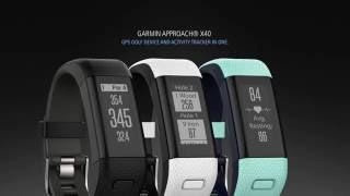 Approach X40: The GPS Golf Band for Everyday Wear (English)
