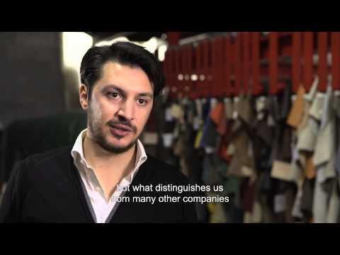 Intervista Michele di Fonzo Designer e Resp. Ricerca e Sviluppo prodotto di Frag srl per IN ITALY
