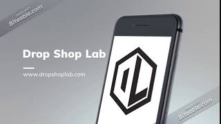 Drop Shop Lab Logo Intro