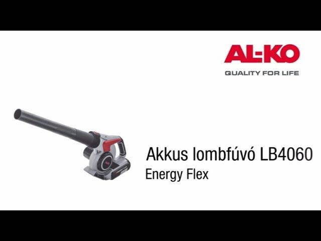 AL-KO Akkus lombfújó LB 4060 Energy Flex 113610