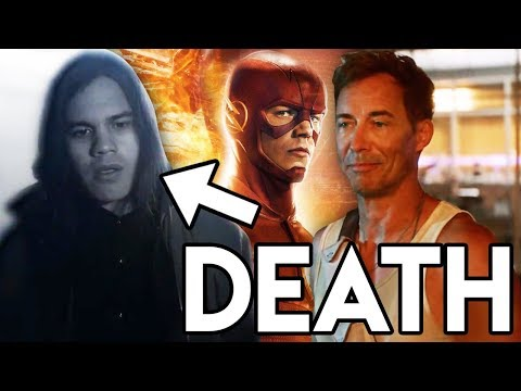 The Flash SAVED in Crisis!? Cisco Suffers MAJOR DEATH! - The Flash 6x05 Review