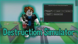 destruction simulator hack script black hole 2019 - TH-Clip