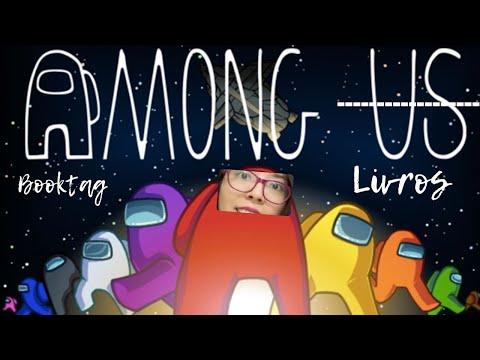 AMONG LIVROS: tag literária de AMONG US | Kemiroxtv